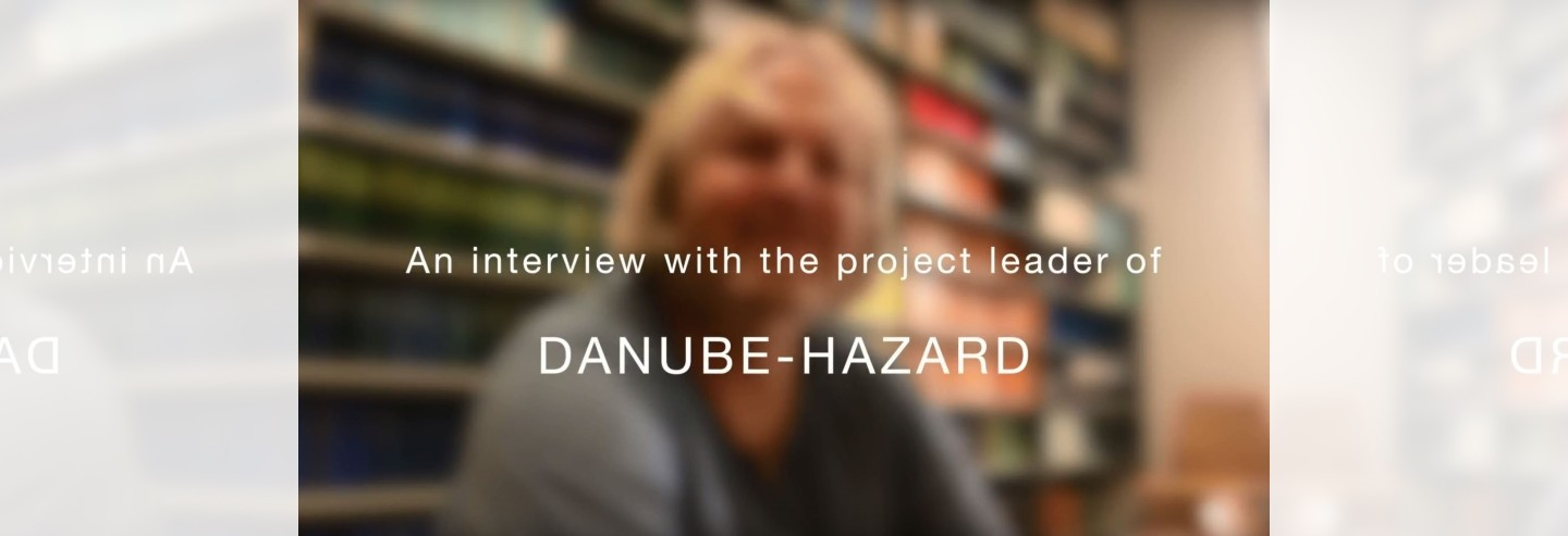DSPF Projekt - Danube-Hazard - Interview